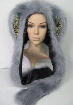 AnimalHeadGear.com - LUXURIOUS Rabbit Animal Hood Hat with Pocket- USA ONLY, $25.00 (http://www.animalheadgear.com/luxurious-rabbit-animal-hood-hat-with-pocket-usa-only/)