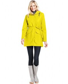 Yellow Trenchcoat by Helly Hansen. Buy for $120 from Macy's