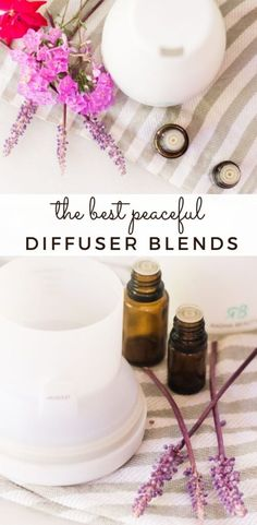 Learn how to blend essential oils to make the best peaceful diffuser blends. These blends are calming, relaxing, and will give off a beautiful aroma. #peacefuldiffuserblends #diffuserblends #calmingdiffuserblends #relaxingdiffusingblends #essentialoils#essentialoildiffuser Diy Essential Oil Diffuser, Vetiver Essential Oil, Essential Oils For Headaches, Citrus Essential Oil, Best Essential Oils, Essential Oil Uses, Oils For Eczema, Roller Bottle Recipes, Infused Oils