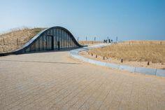 Natuurlijke nieuwe duinen voor Kustwerk Katwijk - nieuws - nieuws - de Architect