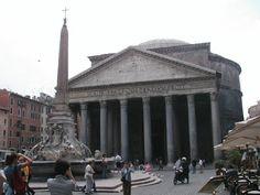 HISTORIA Y TURISMO EN ROMA: Arquitectura Romana - Parte 2