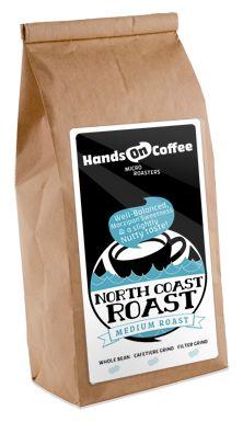Hands On Coffee - North Coast Roast