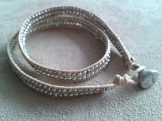 BRACELET COTON LIEN via Taille Princesse. Click on the image to see more!