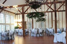 Beautiful decorations from a recent wedding.