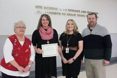 Montgomery Central Elementary School Nationally Recognized for Academic Achievement in 2017