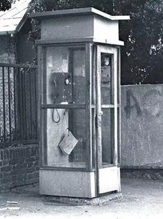 Bratislava, Telephone Booth, Vintage Phones, Old Advertisements, Socialism, Retro, Vintage Images, Prague, The Past