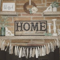 Happy Tuesday, my friends! Movie ready to go, cold beer in hand, my hunny by my side and Chinese take out on the way. Have a lovely evening all!! ♡♡♡ . . . #interiordesign #decorate #farmhouse #farmhousestyle #fixerupper #farmhousedecor #ighome #igdecor #livingroom #rustic #vintage #antique #chippy #oldwindow #chipandjojo #home #homesweethome #michaels #spring #simple #corbels #mantle #farmhouseatoz.   SAVED BY WENDY SIMMONS