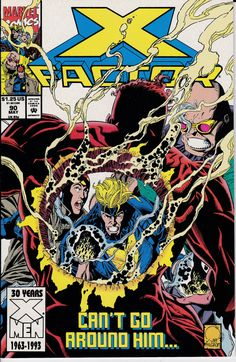 X-Factor 90 May 1993 Issue  Marvel Comics  Grade NM by ViewObscura