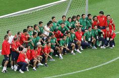 ... | Mexico's national soccer team pose… | Flickr - Photo Sharing .