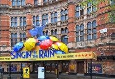 The West End is popular with tourists and locals for its world-class theatre #London http://www.nyhabitat.com/blog/2015/03/02/top-10-things-kids-winter-london/
