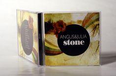 Angus & Julia Stone CD Cover by Lee Anne Zipagan, via Behance