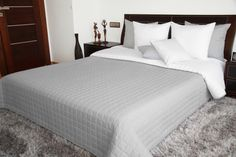Šedé oboustranné plédy na postel Furniture, Design, Home Decor, 3d, Decoration Home, Room Decor, Home Furnishings, Home Interior Design