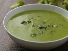 Zupa brokułowo-ziemniaczana