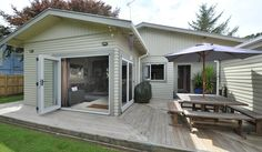 This bungalow on Burns St is a quiet character environment in a sought-after area of the city, writes Mike Shaw. Bungalow, House Design, Patio, Outdoor Decor, Home Decor, Terrace, Interior Design, Architecture Design, Home Interior Design