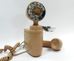 Automatic Electric Type #183 Space Saver.  Was available with matching external wall ringer box.  I love the nickle finger wheel.