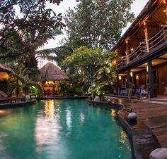 Kima surf camp and resort. Bali
