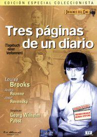 Tres páginas de un diario (1929) Alemaña. Dir.: Georg Wilhelm Pabst. Drama. Expresionismo alemán. Feminismo. Sexualidade. Alemaña (República de Weimar) – DVD CINE 1779