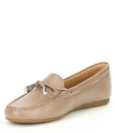 MICHAEL Michael Kors Sutton Moc Bow Detail Loafers Michael Kors Shoes, Dillards, Sperrys, Boat Shoes, Loafers, Bow, Detail, Accessories, Shopping