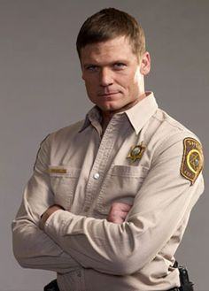 Robert Taylor and Katee Sackhoff also star in LONGMIRE, based on the Walt Longmire mystery novels by Craig Johnson. Longmire Series, Walt Longmire, Robert Taylor Longmire, Bailey Chase, Lets Be Cops, Craig Johnson, Katee Sackhoff, Future Photos, Tv Westerns