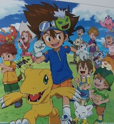 Digimon Wallpaper, Digimon Frontier, Digimon Tamers, Digimon Adventure, My Childhood, Monsters, Digital, Anime, Fictional Characters