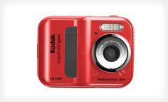 Kodak Sport C135 14MP Waterproof Digital camera Red with 5x optical zoom and 14 Mega Pixel at http://suliaszone.com/kodak-sport-c135-14mp-waterproof-digital-camera-red-with-5x-optical-zoom-and-14-mega-pixel/