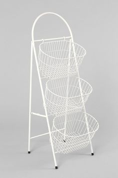 "Ladder Storage Basket ""This would be awesome for potoatoes and such in my pantry"" -K"