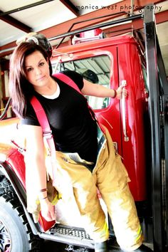Firewoman   Shared by LION