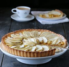 A Food, Food And Drink, Apple Pie, Baking, Desserts, Recipes, Caramel, Tailgate Desserts, Deserts