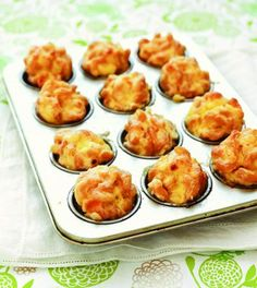 Easy Mac and Cheese Bites | Parenting