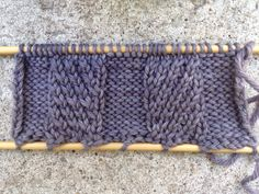 Mock cables:  twisted stitches edition - LoveKnitting blog