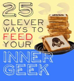 Products for your inner geek