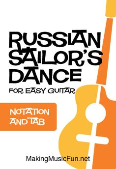 Print Russian Sailor's Dance by Red Poppy arranged by the MakingMusicFun.net staff. #guitarlessons #makingmusicfun Music Lessons For Kids, Kids Songs, Free Printable Sheet Music, Music Tabs, Christmas Sheet Music, Guitar Sheet Music, Lead Sheet, Easy Guitar, Guitar Tabs