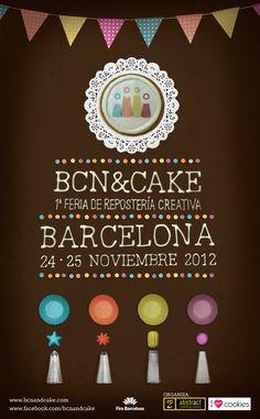 No us perdeu el BCN aquest cap de setmana - 24 i 25 novembre - a Fira de Barcelona! Jo hi aniré amb les meves filles Alba i Júlia!