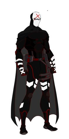 Superhero Art Projects, Superhero Design, Comic Character, Character Design, Foto Batman, Batman Redesign, Arte Nerd, Hero Costumes, Red Hood