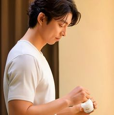 200406 Repost from Goblin The Lonely And Great God, Goblin Gong Yoo, Yoo Gong, Coffee Prince, Hero Time, Film Images, Man In Love, Mens Clothing Styles, Handsome Boys