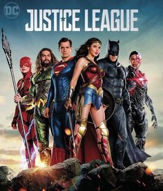 Recently surfaced cover art for the DVD/Blu-ray of 'Justice League' suggests that fans may not end up getting an alternate cut of the film. Justice League 2017, Watch Justice League, Olivia De Havilland, Home Entertainment, Dc Comics, League Of Heroes, Dc Heroes, Ray Fisher, Hq Dc