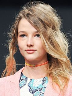 Spring 2014 Braids Hair Trend - New York Fashion Week Spring 2014 Hair Trends - Real