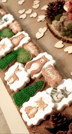 Baby Shower Backdrop, Boy Baby Shower Themes, Baby Shower Decorations, Woodsy Baby Showers, Baby Shower Fall, Boy Baby Showers, Baby Shower Desserts, Baby Shower Cookies, Baby Helm