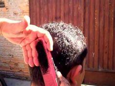 Corte de Cabelo #masculino - com DETALHES Imperdíveis passo a passo 2015