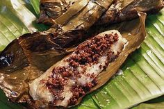 suman and other Filipino recipes. Some with a little twist :)
