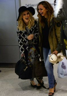 Perrie Edwards  and Jade Thriwall