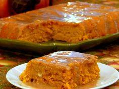 2 Ingredient Pumpkin Pie Cake | If I'm not feeling ambitious enough to make pie...