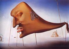 Brisa de Palavras: Salvador Dalí