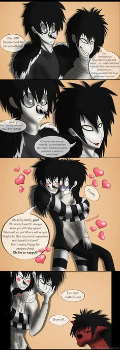 Adventures With Jeff The Killer - PAGE 41 by Sapphiresenthiss