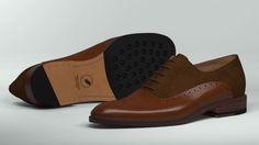 KLG custom shoes