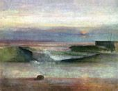 Victor Pasmore - Catalogue - Figurative - The Wave 1939-44