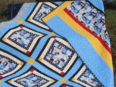 Children's Quilt & Pillow Case Spotty Puppy by EQuiltShop on Etsy Quilt Pillow Case, Quilt Bedding, Pillow Cases, Queen Bed Quilts, Queen Size Bedding, Boy Quilts, Quilted Pillow, Pincushions, Mild Soap