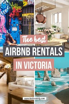 Best Airbnb rentals in Victoria Australia Family Getaways, Weekend Getaways, Wilsons Promontory, Melbourne Travel, Working Holiday Visa, Airbnb Rentals, Garden On A Hill, Farm Stay, Luxury Spa