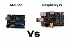 Tutorial: Comparing the Arduino and Raspberry Pi