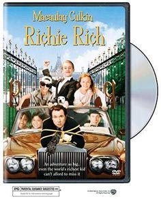 Donald Petrie & Macaulay Culkin & John Larroquette-Richie Rich